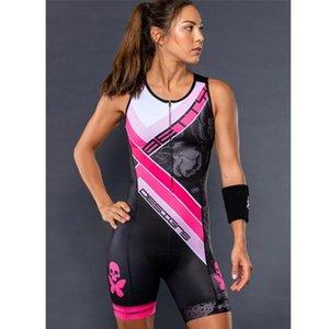 BETTY Sommer 2020 im Freien Frauen Kleidung Fahrrad Weste Triathlon skinsuit ciclismo Körper Laufweste MTB Fahrradkleidung