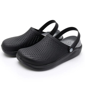 Summer Sandals for Beach Sports unisex Slip-on Shoes Slippers Female Male Croc Clogs Crocks Crocse Water Mules