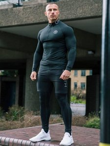 3 Pcs Outdoor Jogging Sport Men Suits Male Tracksuit Outdoors Suit Men's Gym Sportswear Running Track Suits Casual Sportswear