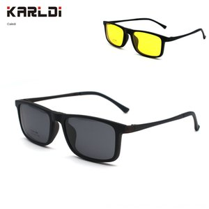 Full Frame myopia set can be equipped with degree magnetic Myopia sun suction sunglasses driving fishing sun glasses