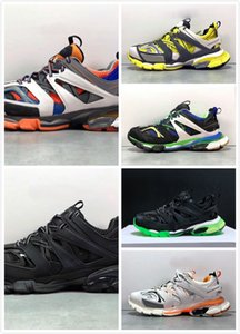 2020 Top Quality Track Release 3.0 Tess S Paris Triple S Sneakers clear sole Mens Shoes For women Men Sneakers Trainers Baskets