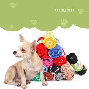 애완 동물 목욕 담요 클로 인쇄 타올 스타 눈송이 뼈 털이 담요 개는 동물 매트 무티 색상 3 9yr C2 공급