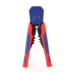 WORKPRO 8 pollici auto-regolazione Wire Stripper Wire Stripper automatico attrezzi di piegatura Multi strumento Pinze taglierina cavo Y200321