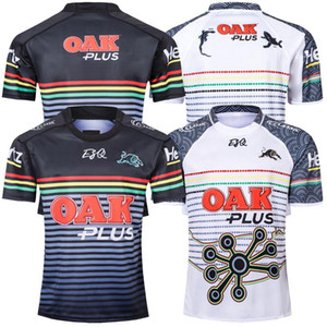 2019 Penrith Panthers indígena Rugby Rugby jerseys 2019 2020 Penrith Panthers Liga nacional de rugby Australia NRL camisas tamaño S-3XL