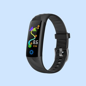 S5 TOP Smart Watch Fitness Tracker Healthy Heart Rate Monitor Step Information Push Smart Alert Bracelet