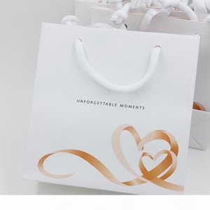 U Super Quality Lover Hearts Fashion Jewelry Boxes Packaging Set For Pandora Charms Bracelet Silver Rings Original Box Womens Gift Bags