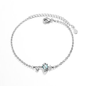 2020 fashion boho keys planet star blue stone bracelet women wristband female bracelet jewelry free shipping