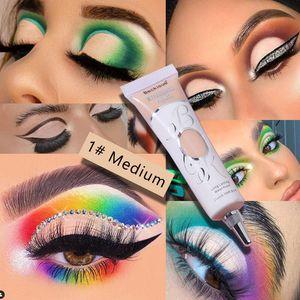 New Korean Cosmetic Eyeshadow Primer Eyeshadow Primer For Eyes Base Makeup Long Lasting Waterproof Liquid Eyeshadow Primer Cream 60pcs
