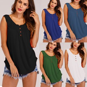 Women Cotton Tassel Casual T-shirt Sleeveless Solid Color Tees Short Sleeve O-neck Women's Clothing t shirt hot sales in 2020