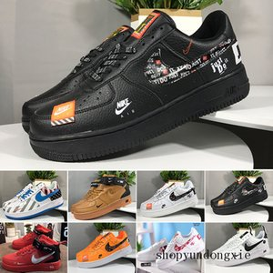 2018 Special Field SF For 1 One Men Women High Boots Running Shoes Sneakers Unveils Utility Boots Armed Classic Shoes 36-45 NY3FR