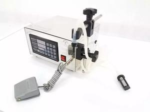 3-3000ml Máquina de llenado de perfume de control de control digital químico 3-3000ml Máquina de llenado de líquido de la bomba del líquido del cartucho de vape