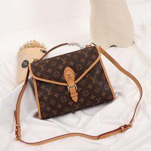 High Quality New Arrival Women Bag Leather Shoulder Small Flap Crossbody Handbags Top Handle Tote Bolso Bandolera Sale With Origin Box