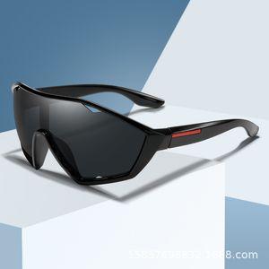 Мода лыжные очки мужчины женские очки велосипедные очки яркие солнцезащитные очки на открытом воздухе ветер глаз солнцезащитные очки