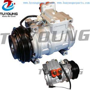 Vente directe d'usine 10PA17C compresseur ac auto Iveco Daily III 500.381.465 DCP12004