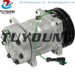 Vente directe d'usine de haute qualité SD7H15 compresseur ac auto VOLVO TRUCK 8152 8045 8243 11104419