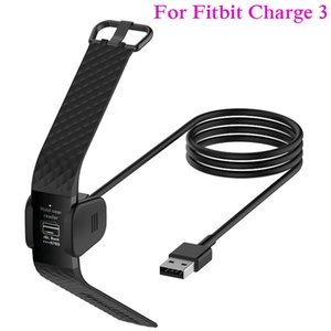 USB Chargeur pour Fitbit Replaceable charge3 Bracelet intelligent Câble USB pour Fitbit charge 3 Wristband Dock Adapter Chargeur