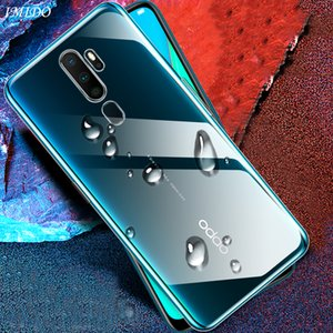 Soft Transparent Case for OPPO R19 A1K A11X A9 A5 2020 TPU Silicone Cases for OPPO R19 A1K A11X A9 A5 2020 Protective Cover