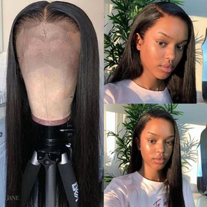 613 Blonde Lace Front Human Hair Wigs 13X4 Transparent Lace Frontal Wig Straight Human Hair Wig Full Blonde Lace Front Wig