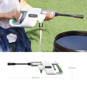 Xiaomi Youpin Fixnow High Pressure Handheld Wireless Car Washer Cordless 24V Water Power Cleaner Wireless Cleaning Spray
