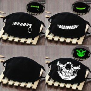 Face Masks 3 Layers Dustproof Máscara Maschera Maske Facial Er Set Dust Designer Printed Mouth Mask Adult 50 100 1Pcs Ski Fac #606#878