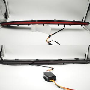도요타 CHR 2017 2018 2019 2020 후면 범퍼 트렁크 테일 라이트 LED 미등 반사판 브레이크 램프 경고 신호 안개 램프