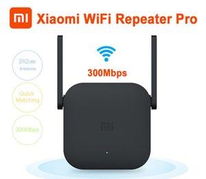Xiaomi Mijia repetidor WiFi Pro cubierta señal 300M de router inalámbrico repetidor del amplificador extensor extensión de alcance inalámbrico