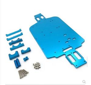 Weili 1 / 18RC placa base de Metall de de coche steuern remoto A949 A959 A969 A979-B chasis K929 Accesorios