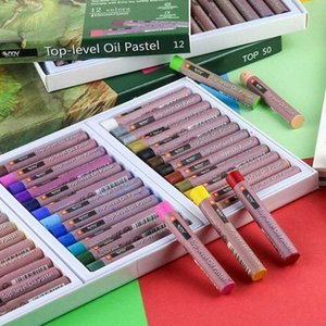 Washable Soft Crayon Set Oil Pastel For Student Graffiti Soft Pastel Painting Drawing Pen Artist School Stationery Art Supplies UhMY#