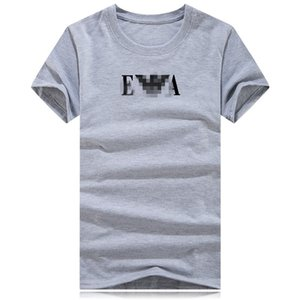 Womens Mens 2020 New Fashion T Shirt with Brand Letter Print Fashion Designer Top Tees Short Sleeve Casual T-shirt S-2XL New Arrivals