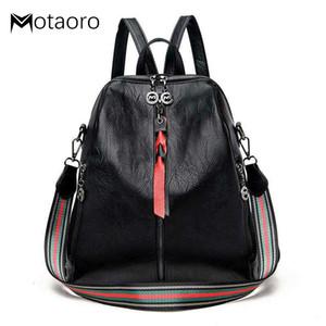 High Quality Women Genuine Leather Backpacks Casual Female Anti-Theft Backpack For Girls Shoulder Bags Mochila Feminina Bagpack