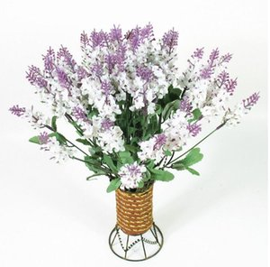 Artificial baby breath flower artificial Lavender false silk flower plant home wedding party home decoration