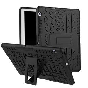 "Cas pour Huawei MediaPad T3 10 AGS-W09-L09-L03 9.6"" Cover Heavy Duty 2 en1 Hybrid Tablet Jouer Honor Pad 2 9.6"