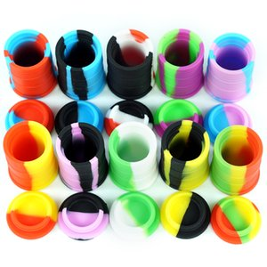 Approved Oil Drum Silicone Wax Oil Container Non-Stick 11ml Silicone Dab Wax Silicone Container Jar Wax Concentrate