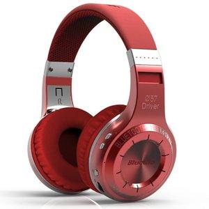 Original Bluedio HT sem fios Bluetooth 5.0 com auscultadores estéreo Estúdio Headsets Built-in chamadas microfone e jogo de Música Mp3 Player Headset