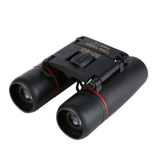 100% di vendita caldo nuovi Day And Night Vision 30 x 60 Zoom ottico militare Binocular Telescope (126m-1000m)