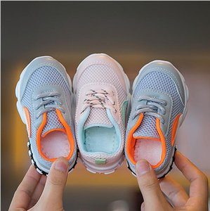 2020 new autumn baby sports walking shoes fashion Boys Baby Shoes girls autumn single shoes wholesale