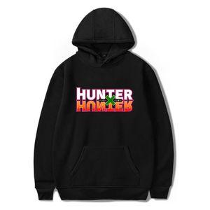 Hunter x Hunter Hoodies camisola Men Treino Mulheres com capuz Casual camisola anime japonês Hot x Hunter Imprimir Cotton CX200723