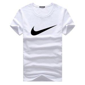 2019 Summer New designer mens t shirts Many small bees embroidery casual Short Sleeve T Shirts casual Tee Shirts clothing