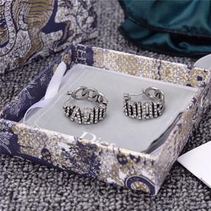 E1295ADRCY_D909 designer earrings designer jewelry earrings designer stud earrings des boucles d'oreilles 925 sterling silver jewelry