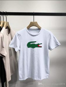 concepteur hommes lacoste t-shirt d'été T-shirt manches courtes Homme Top qualité T-shirts occasionnels Hauts T-shirts Vêtements hommes