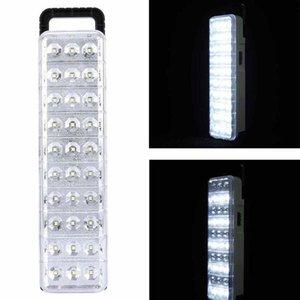 30/60/90 Camping Lanterna LED ricaricabile Auto Riparazione rettangolo LED a risparmio energetico Fuoco Luce di emergenza ricaricabile