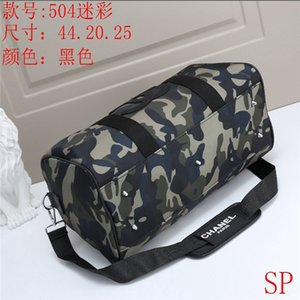 The latest hot sale 4 color men's and women's shoulder bag large capacity crossbody bag wallet outdoor sports handbag fast shipping