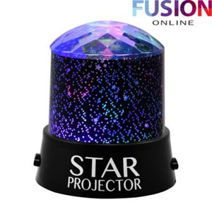 Starry Sky LED Lamp star LED night lights Colorful projector night lamp Flashing Star lamp children's night light for home decor