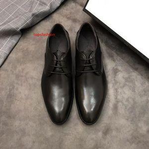 Wholesale Quality Men Loafers Genuine Leather Shoes For Men Business Shoes Gentlemen Dress Designer Shoes Size Eur 38-45