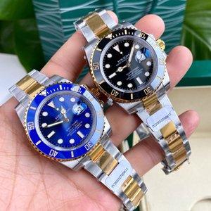 2020 Top Luxury Men'S Watch Designer Watchs Mechanical Automatic Movement Business Stainless Steel Watch Men'S Calendar Watches