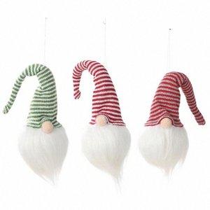 Faceless Boneca Forma Pendant W / luz Luminous Man Forest Home Decoração de Natal Decoração de Natal Decoração Pictures yXrq #