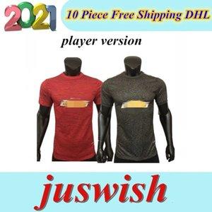 Player Version RASHFORD POGBA FERNANDES 20 21 manchester soccer united jersey GREENWOOD utd 2020 2021 football shirt