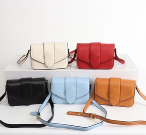 Five colors sugao women shoulder bag new pu leather handbags crossbody bag chain style of women handbags and purses new kind of high quality