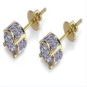 Silver Rose Fashion Designer Brincos de casamento jóias de luxo Mulheres Charme Brincos 316L Titanium Aço Ouro Brinco
