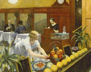 Tabelle Edward Hopper per le signore per la casa Artigianato / HD Stampa della pittura a olio su tela di canapa di arte della parete della tela di canapa Immagini 200802